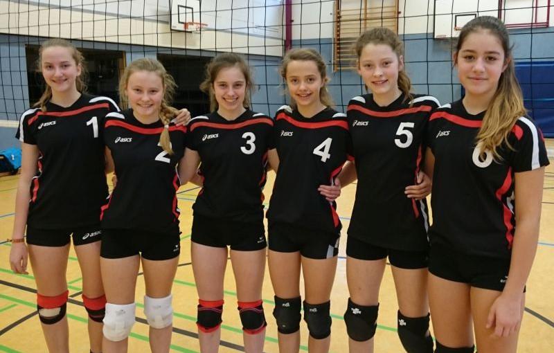 Volleyballerinnen weiter erfolgreich!