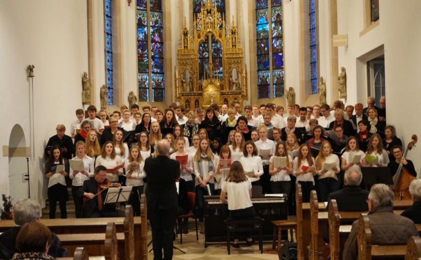 Schüler-Eltern-Lehrer-Chor