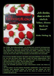 Monika Feth - Der Erdbeerpflücker - Thriller