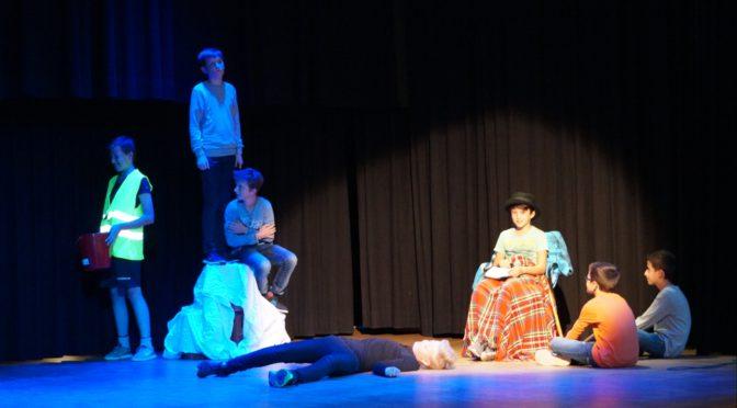 Theaterstück zur Burloer Konvention