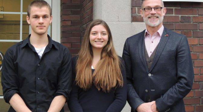 Biologieschüler erfolgreich bei der Internationalen Biologieolympiade