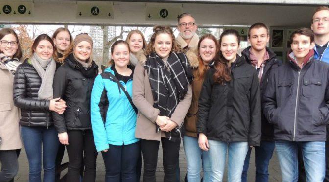 Biologie-LK Q2 zu Besuch im Kölner Zoo