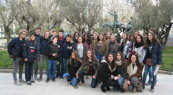 Unvergessliche Tage in Madrid