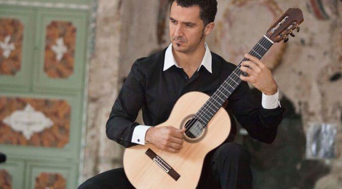 Meisterhafte Gitarre