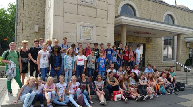 Ausflug nach Duisburg