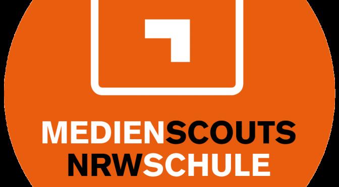 Medienscouts NRW-Abzeichen 2018/19