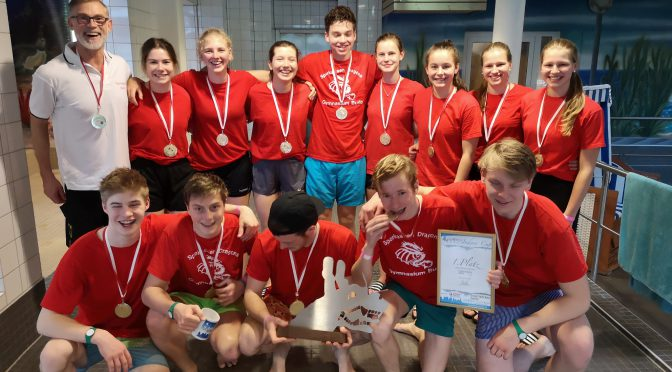 Pokalgewinn beim Indoorcup