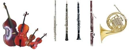Info über die Orchesterkurse