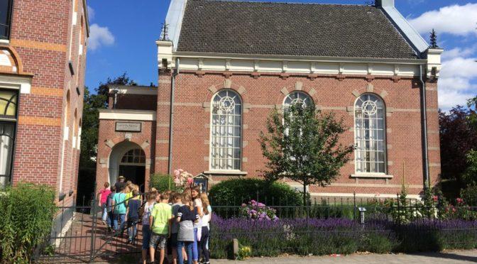 Besuch der Synagoge in Winterswijk