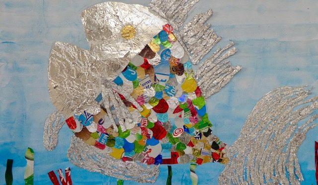 Kunst statt Müll