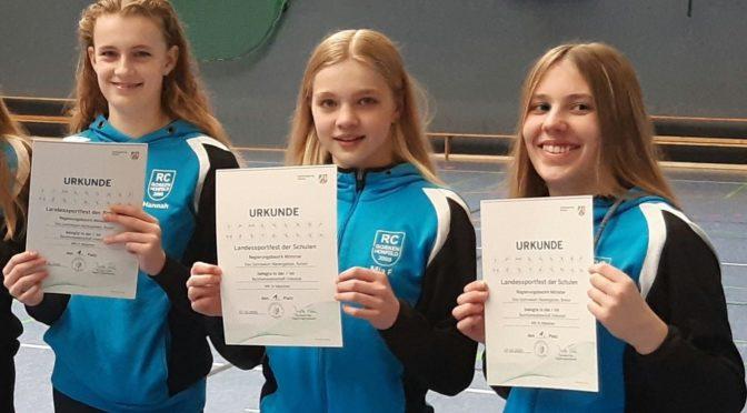 Mariengardener Volleyballerinnen erkämpfen Bezirksmeistertitel