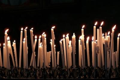 Gebetslichterkette